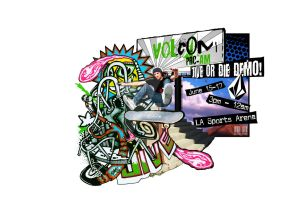 Volcom Jive Ad by pennywizeguy