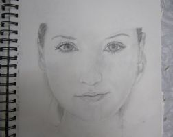 Ingrid Michaelson WIP 2 by GaBrIeLlA123