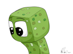 Dud the Creeper by SnapDragonStudios