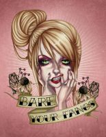 Bare Your Fangs by katetak