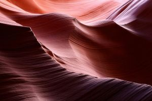 Sandstone Waves by La-Vita-a-Bella