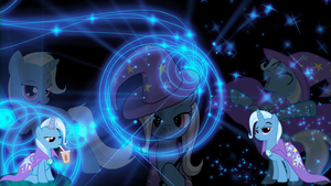 Great and Powerful Trixie WP 2 by MikorutheHedgehog