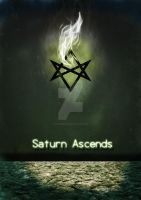 Saturn Ascends by Sith4Brains