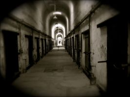 eerie cell block by pinyourwings