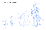 Story Size Chart by Zito-is-Neato