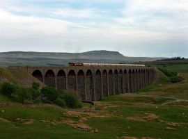 Ribbleshed Viaduct by irwingcommand