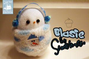 Blasie the Snowman by cleody