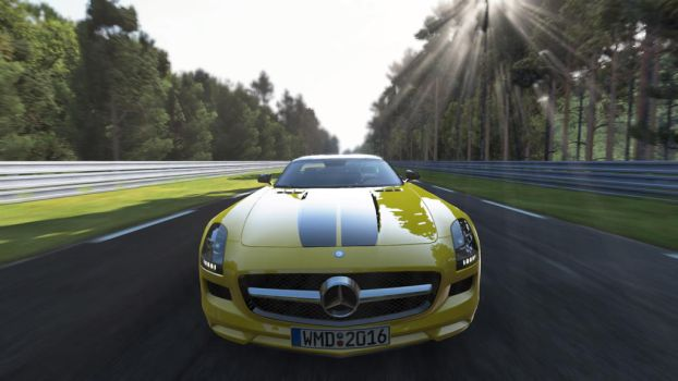 Black Edition SLS by SonicAndTailsfan64