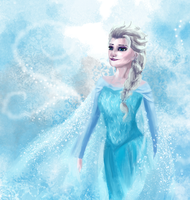 Elsa by IgnitingLights