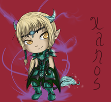 NA: Xanos by Dimension-Chronicles