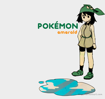 Pokemon Emerald by liliyy