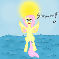 Summer! Animated by BJsJunk