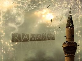 Ramadhan Wallpaper by noor-maryam