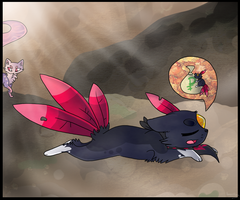 Pokepaws - June Assignment by candysprites