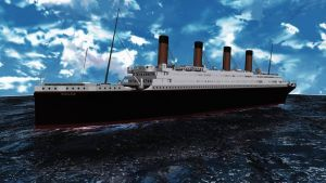 [MMD] R.M.S. Titanic + DL by jesuuss