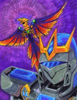 Talec and Pheonix Spirit by optimusprimus001