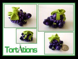 Isabeau the Tiny Tort by Tortations