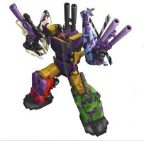 G2 Bruticus by RoadbusterDoM