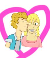 Fred and Fina by TurchinoRain