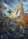 Battle of the Eyrie by RalphHorsley