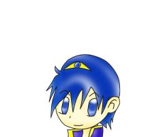 Marth by beegee12