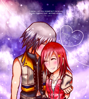 happy rikai day 2013 by HeartlessKairi
