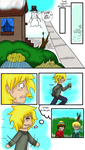 Creek Doujinshi: Too Much Pressure Pg. 14 by KevinAF123