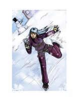 Kula Ice Skating by taurence