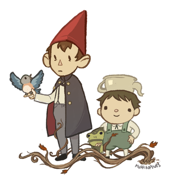 Over the Garden Wall by Super-Cute