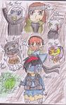 Metal Gear Solid 3:Snake Eater by ShadowMunchlax