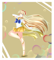 Sailor Venus by Jackilyn