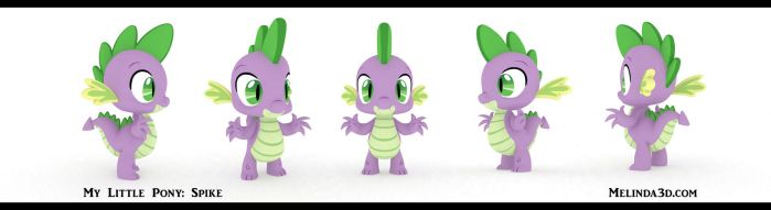 Spike by Rivenchan