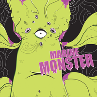 Marine Sick Monster by violentarthz