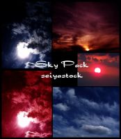 Sky Pack by seiyastock