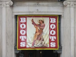 Boots! by Belthazor1