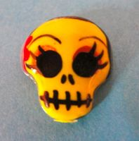 Day of The Dead Rockabilly by ArteDeMiFamilia
