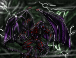Xeno Ridley Colored by DemonRyo