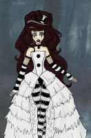Pierrot Phantazma by PrincessAbiliss