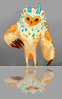 Taum owner: Mute-owl by H-appysorry