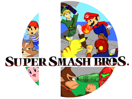 Super Smash Bros. by CrossoverGameReviews