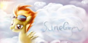 Spitfire Signature by SuneGem