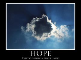 HOPE by BenBrotherton