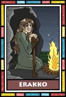 Tarot: The Hermit by dark-kingdom