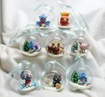 Christmas Ornaments 2015 by Swadloon