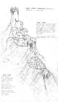 dwarven city by 2blind2draw