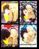 Percy Jackson Print Club Fun by 2-of-a-kind