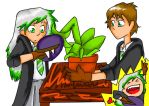 Contest Entry: Herbology by Cupcake-Apocalypse