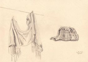 Cloth study by agataylor
