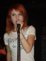 Hayley Williams Paramore by rachyann