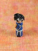 Wobbles: Roy Mustang by okapirose